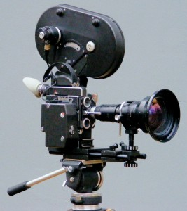 Angenieux 12-120 mounted on Bolex H16 RX5. Image credit: Flickr / eoopilot
